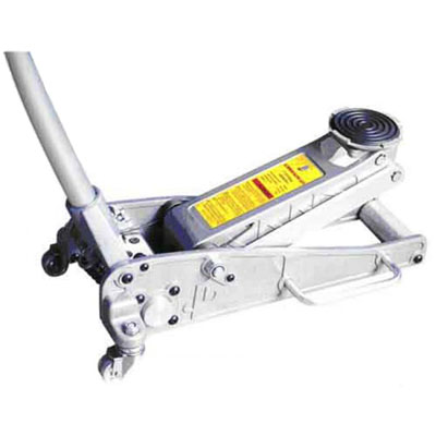 1 Ton Aluminium Floor Jack (One Pump)