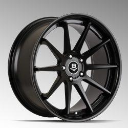 V8 V-34 20x9.5 Matt Black